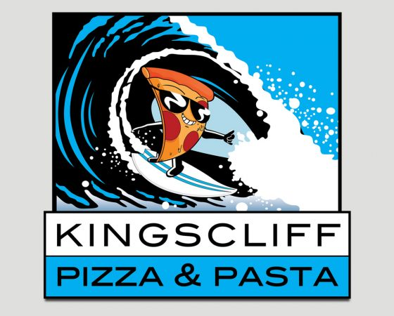 Kingscliff Pizza and Pasta Logo