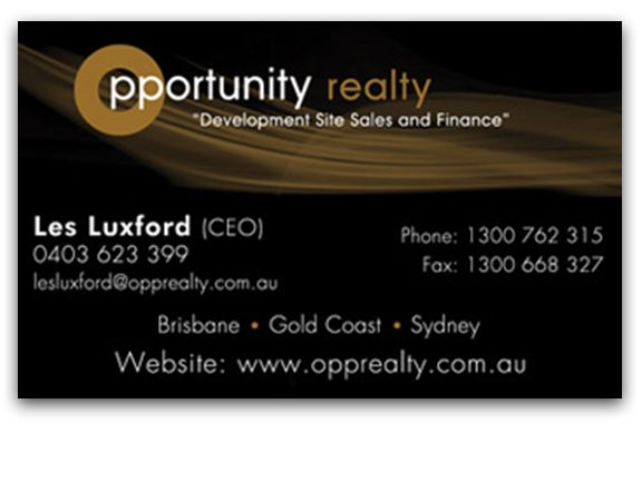 Business Cards Gold Coast Brisbane