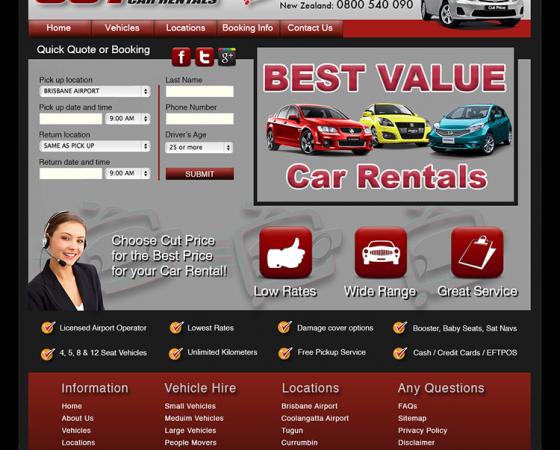 Cutprice Car Rentals