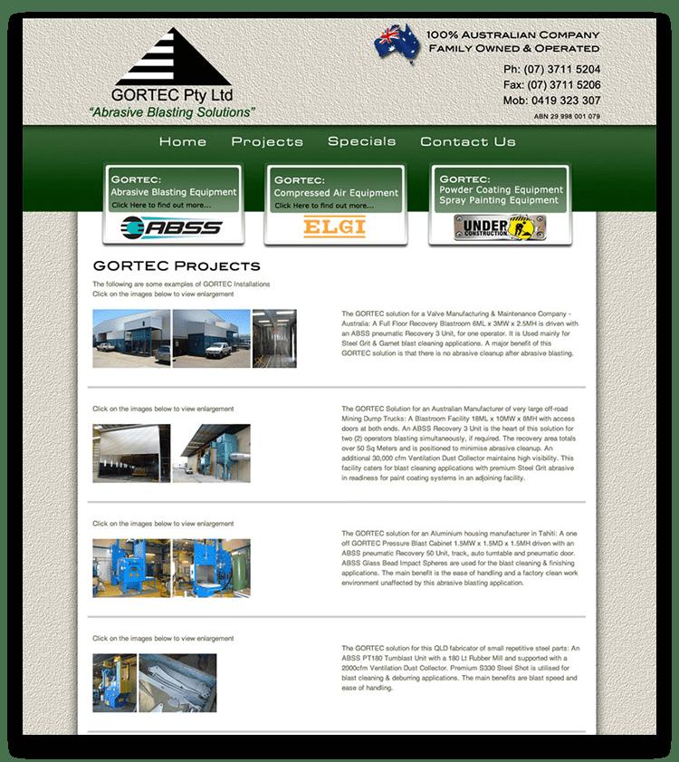 GNT Graphic Services - Web Design Gold Coast Brisbane