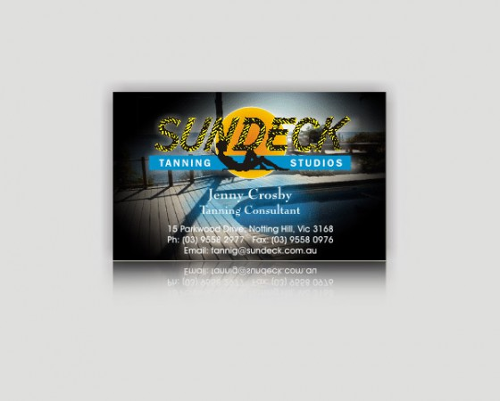Sundeck Tanning Studios