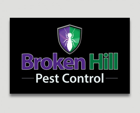 Broken Hill Pest Control Logo