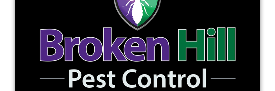 New Logo for Broken Hill Pest Control