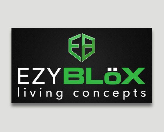 Ezy Blox Living Concepts Logo