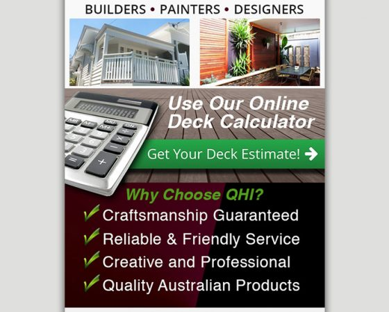 Queensland Home Improvements Info Graphic