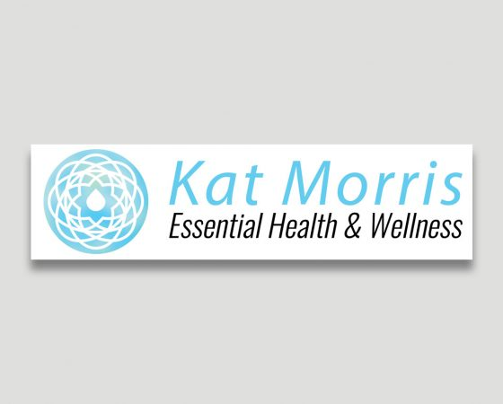 Kat Morris Essential Health & Wellness Logo