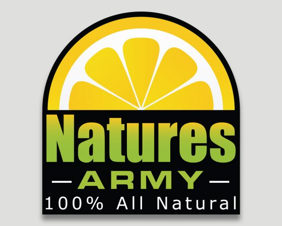 Natures Army Logo