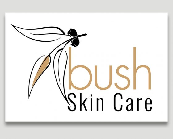 Bush Skincare Logo Concept-2