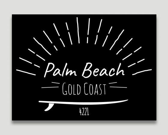 Palm Beach Promotions T-shirt Design
