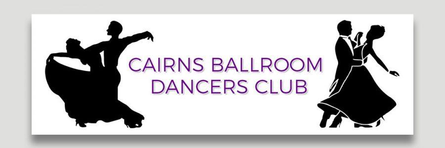 Cairns Ballroom Dancers Club Logo